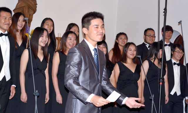 Young Artists aus Shanghai begeistern