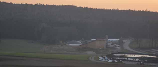 Biogasanlage Tannenbach