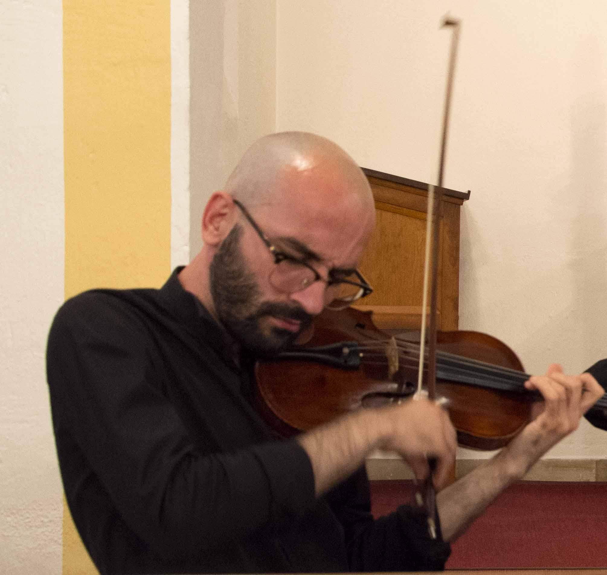 Erste Violine