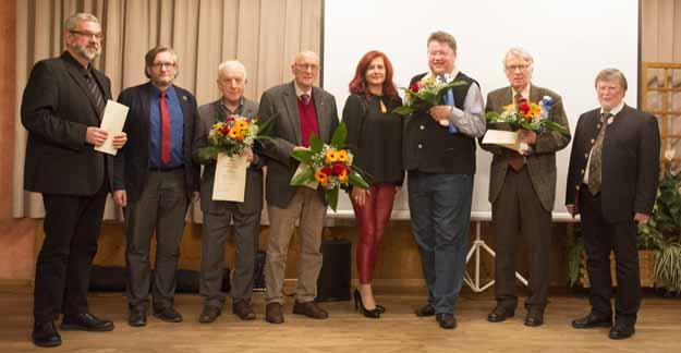 Ehrung 50 Jahre VHS Heinersreuth