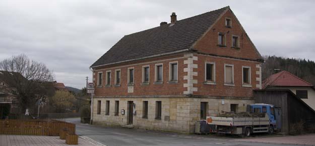 ehemaliges Wirtshaus in Grüngraben