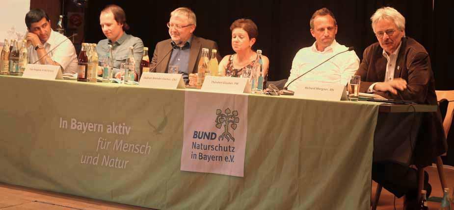 Podiumsdiskussion Landtagskandidaten