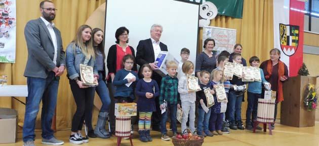Kinder- und Jugendwettbewerb Streuobswiesenvielfalt