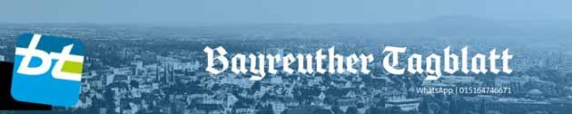 Bayreuther Tagblatt als online-Version