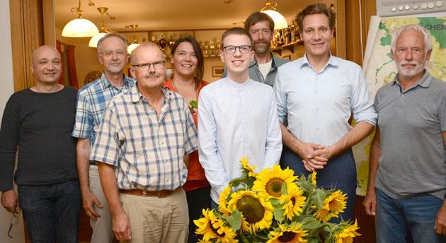 Bündnis90/Die Grünen in Heinersreuth