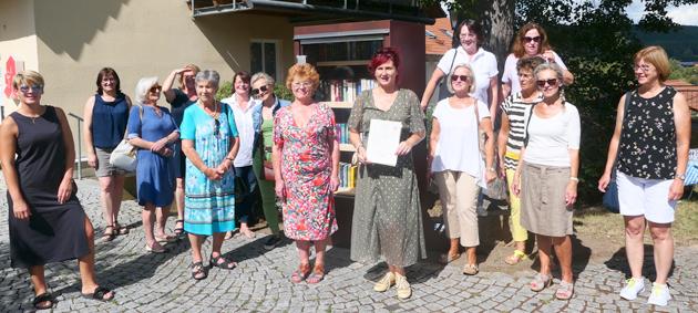 Bücherschrank Heinersreuth