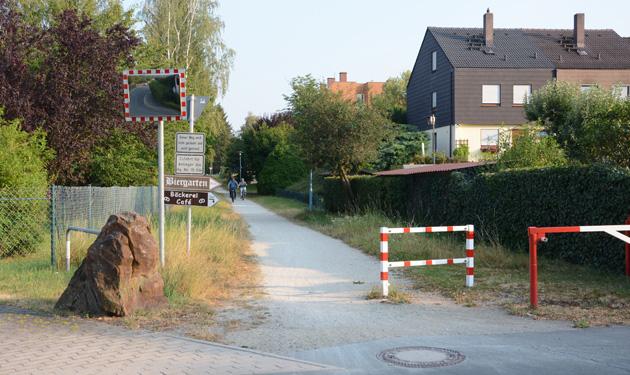 Heinersreuth - Radwegasphaltierung
