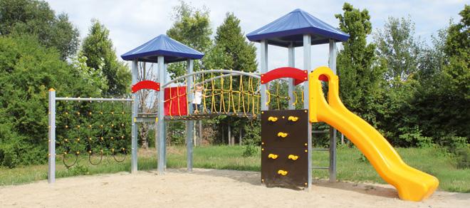 Baugebiet Breiter Acker in Heinersreuth erhält Spielplatz