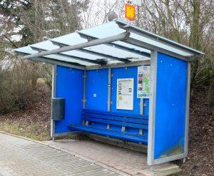 Bushaltestelle Heinersreuth
