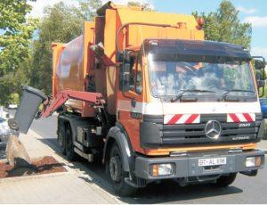 Abholzeiten der Müllabfuhr